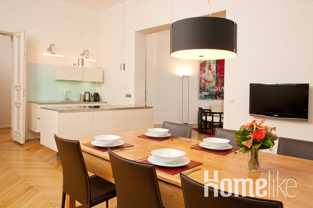 image 1 furnished 2 bedroom Apartment for rent in Charlottenburg-Wilmersdorf, Charlottenburg-Wilmersdorf