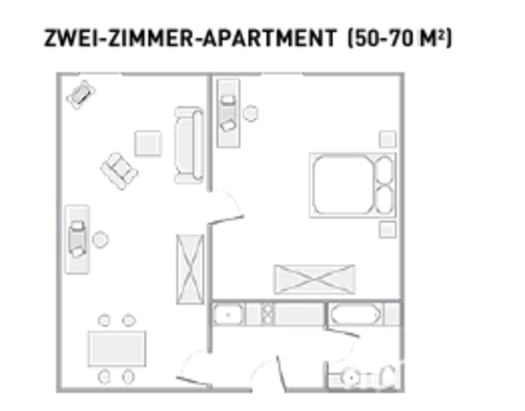 image 7 furnished 1 bedroom Apartment for rent in Zwickau, Zwickau