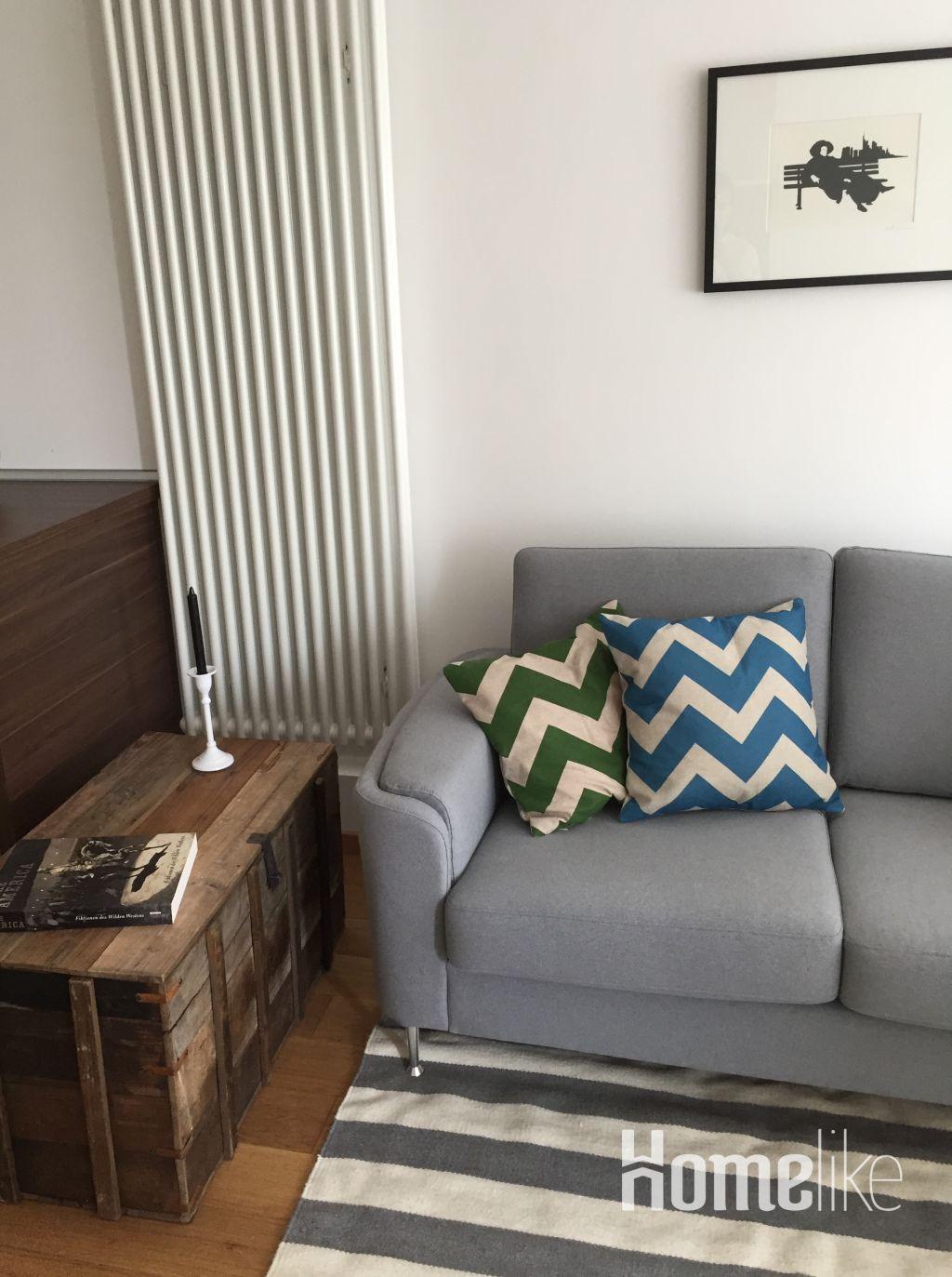 image 2 furnished 1 bedroom Apartment for rent in Bornheim, Frankfurt