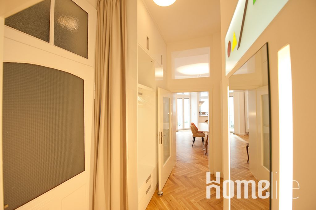 image 8 furnished 1 bedroom Apartment for rent in Pempelfort, Dusseldorf