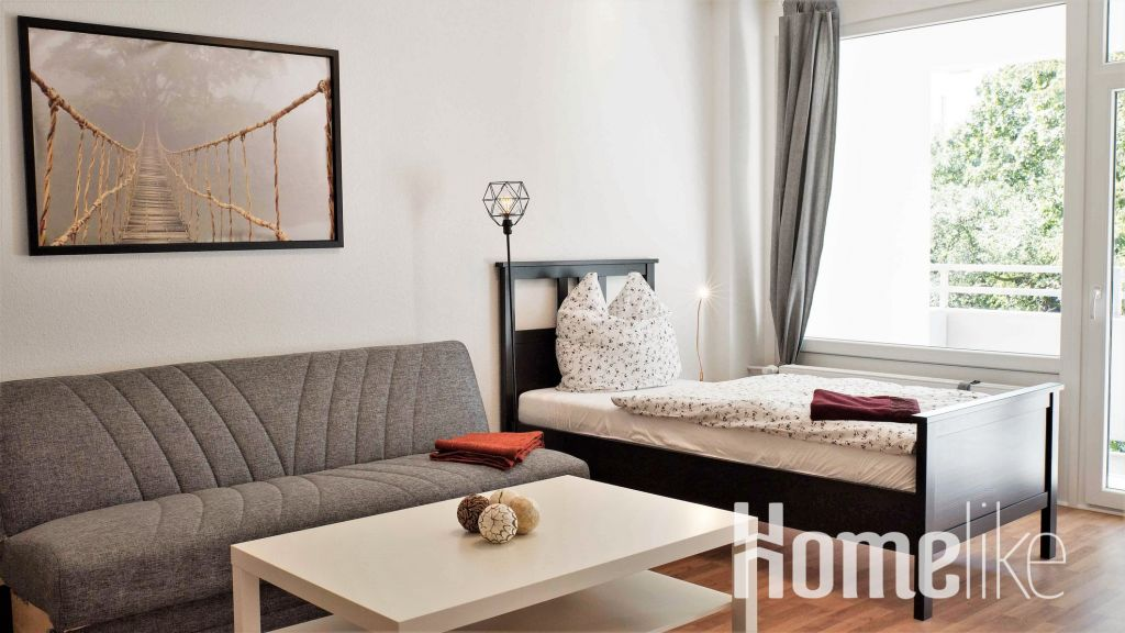 image 1 furnished 2 bedroom Apartment for rent in Hassels, Dusseldorf