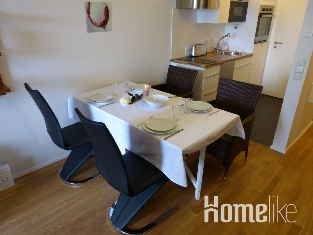 image 6 furnished 1 bedroom Apartment for rent in Niederursel, Frankfurt