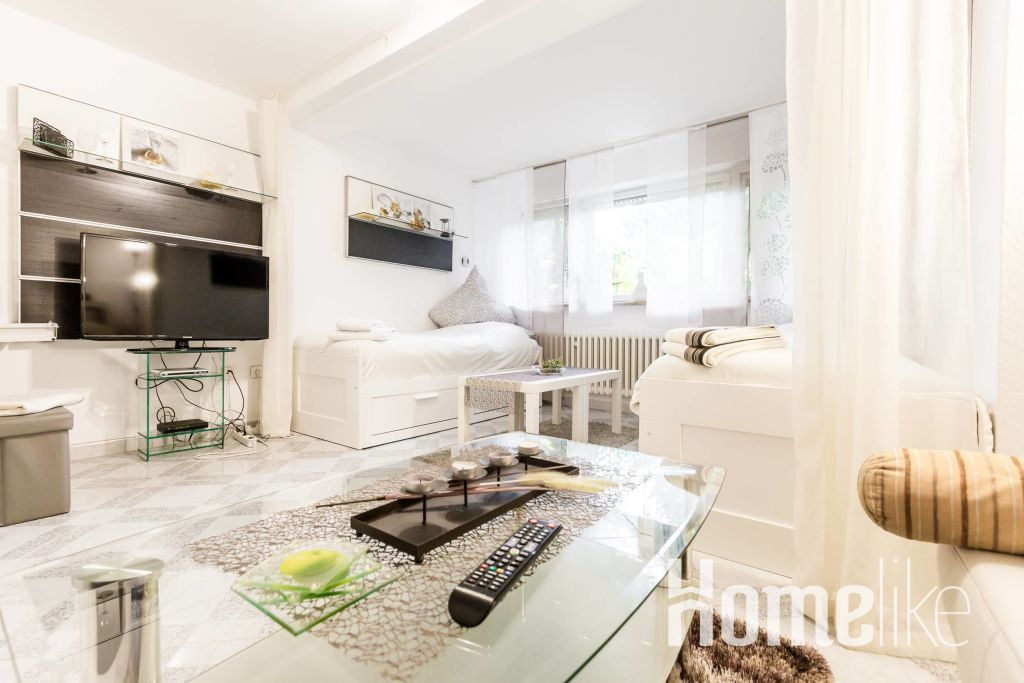 image 2 furnished 1 bedroom Apartment for rent in Neuss, Rhein-Kreis Neuss