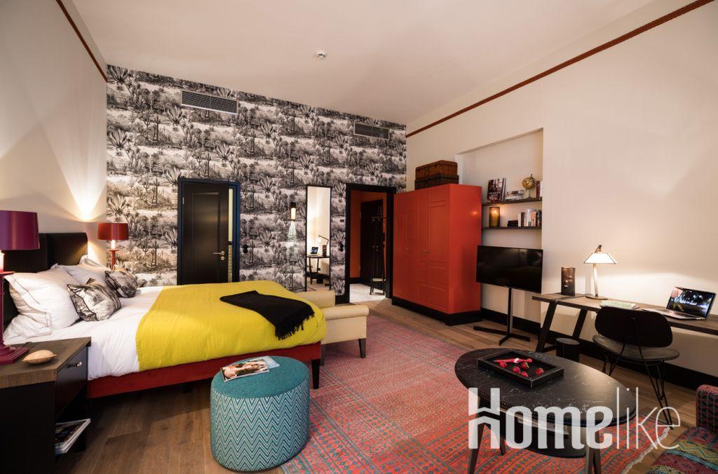 image 2 furnished 1 bedroom Apartment for rent in UHL Refuge, Nord
