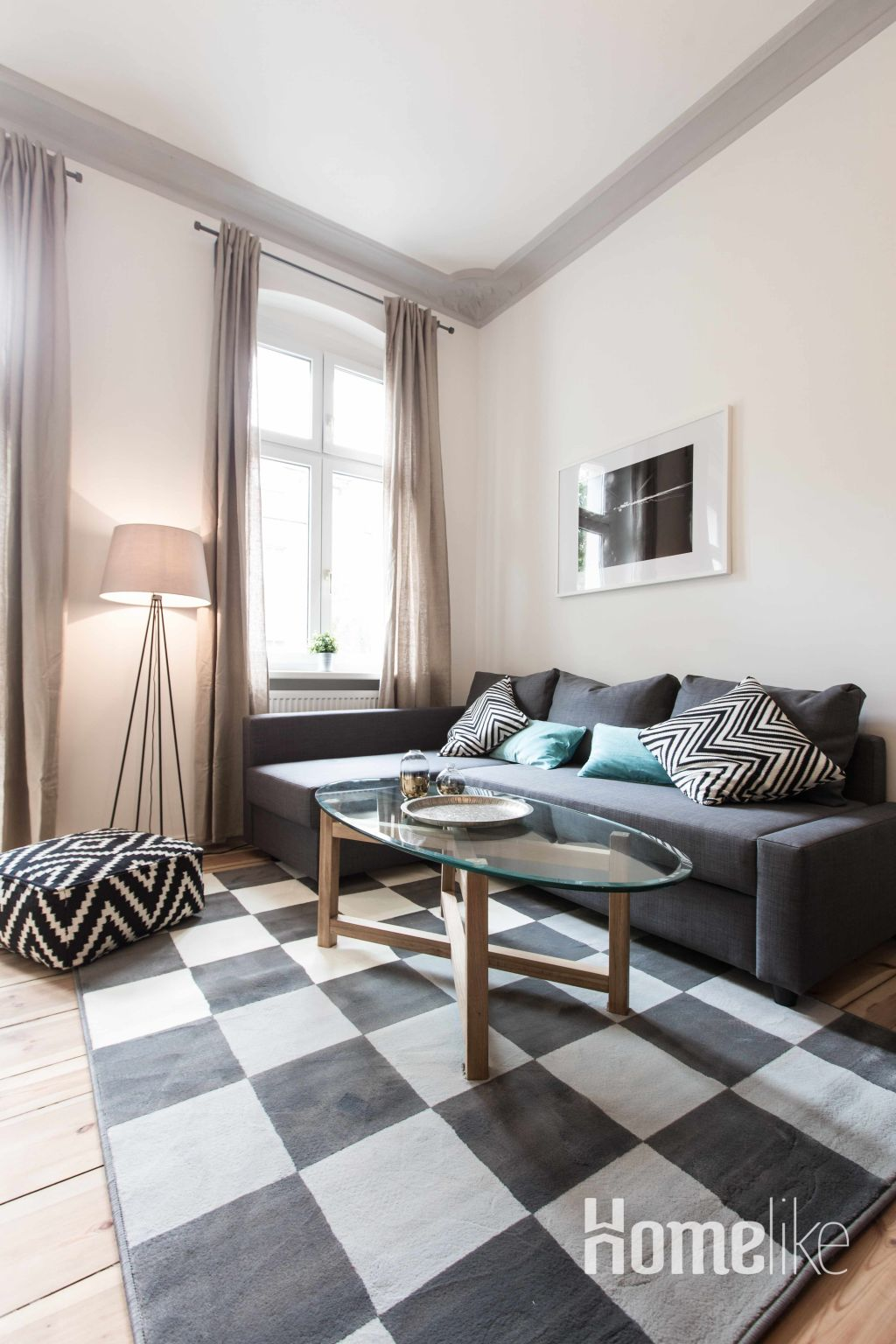 image 1 furnished 2 bedroom Apartment for rent in Moabit, Mitte