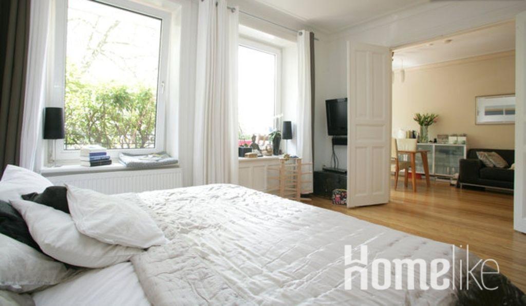 image 2 furnished 1 bedroom Apartment for rent in Eimsbuttel, Eimsbuttel