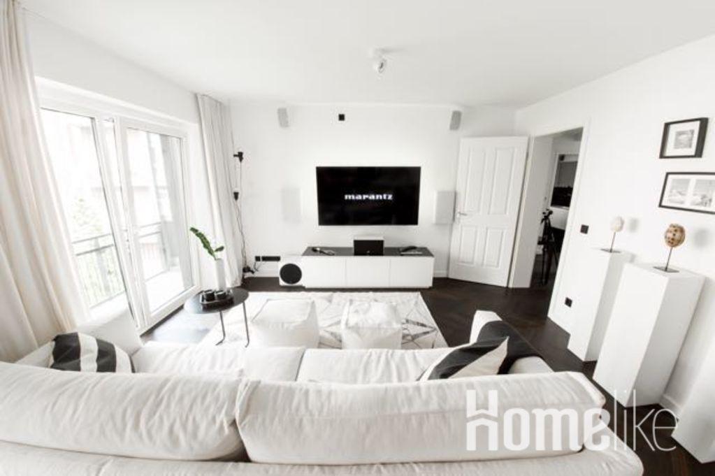 image 2 furnished 2 bedroom Apartment for rent in Dusseltal, Dusseldorf