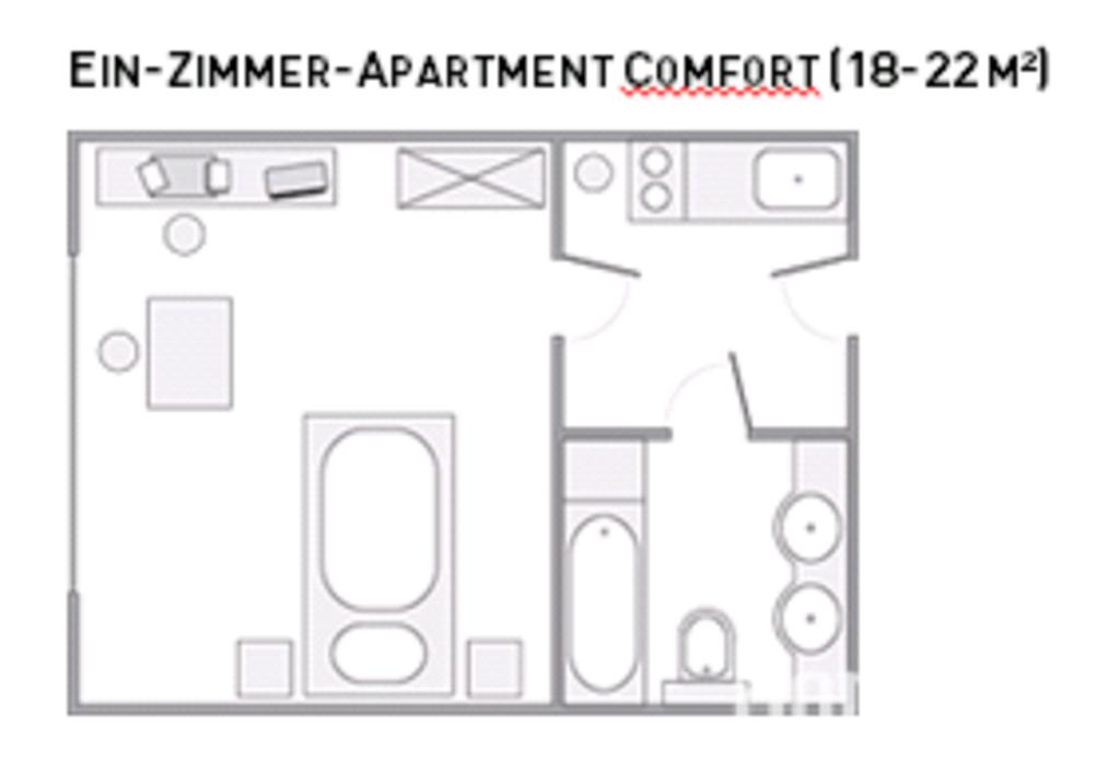 image 6 furnished 1 bedroom Apartment for rent in Frankenthal, Frankenthal