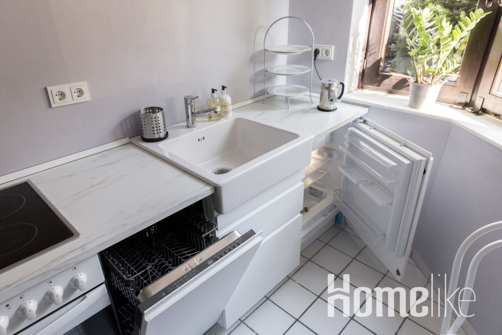 image 9 furnished 1 bedroom Apartment for rent in Altona (Nord), Altona
