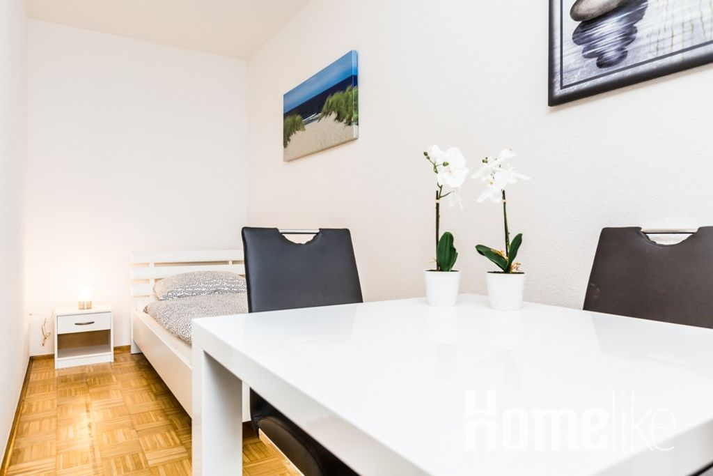 image 3 furnished 1 bedroom Apartment for rent in Monheim Am Rhein, Mettmann