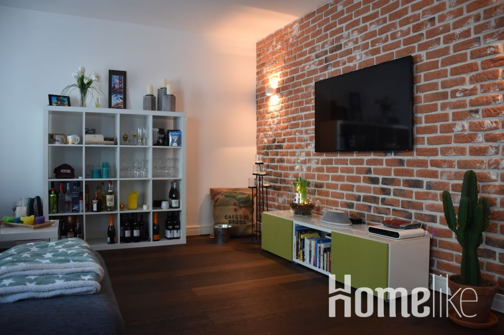 image 1 furnished 1 bedroom Apartment for rent in Dusseltal, Dusseldorf