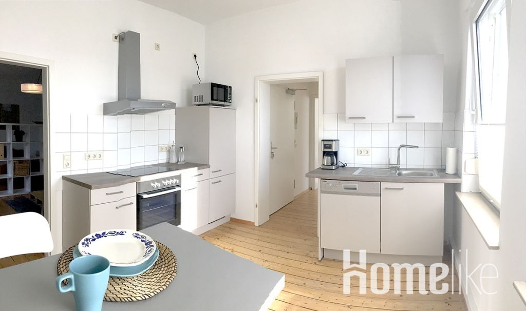 image 1 furnished 2 bedroom Apartment for rent in Bielefeld-Mitte, Bielefeld