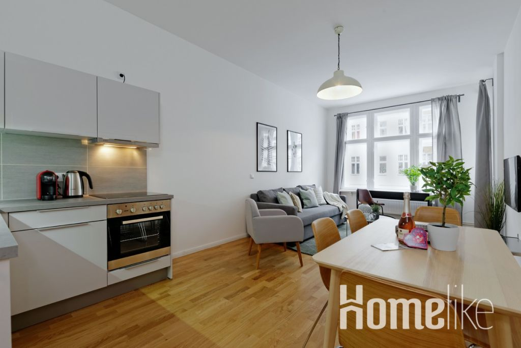 image 4 furnished 2 bedroom Apartment for rent in Wedding, Mitte