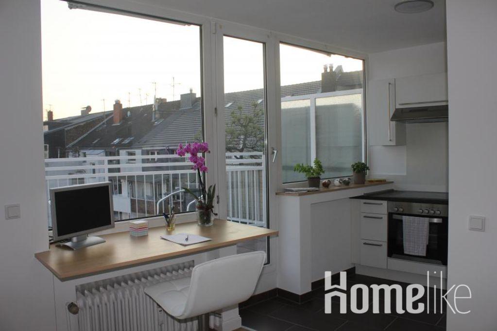 image 6 furnished 1 bedroom Apartment for rent in Flingern North, Dusseldorf