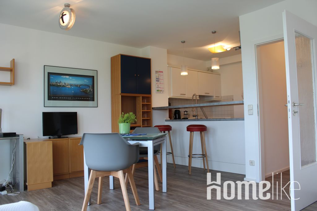 image 1 furnished 1 bedroom Apartment for rent in Seevetal, Harburg Lower Saxony