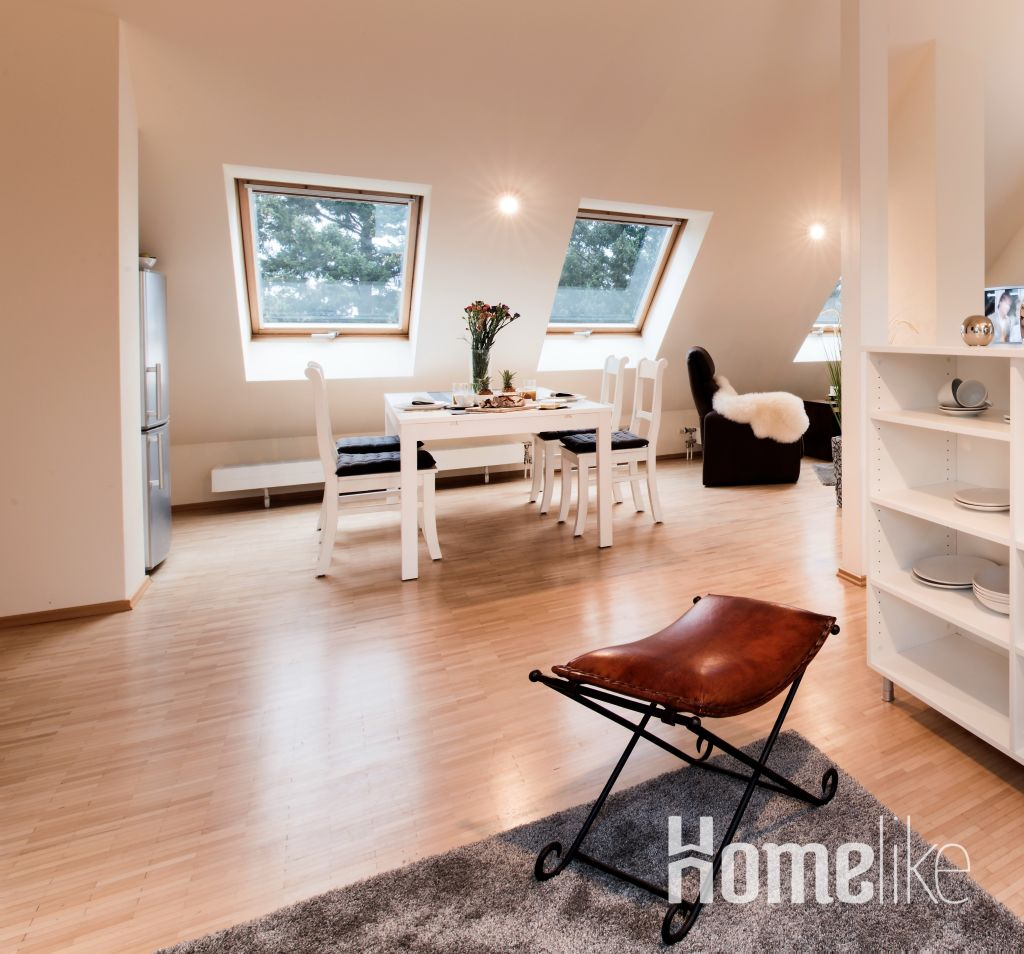image 4 furnished 1 bedroom Apartment for rent in Lohausen, Dusseldorf