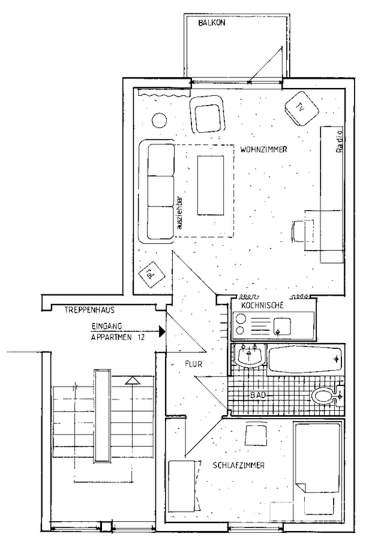 image 6 furnished 1 bedroom Apartment for rent in Bremenhaven, Bremem