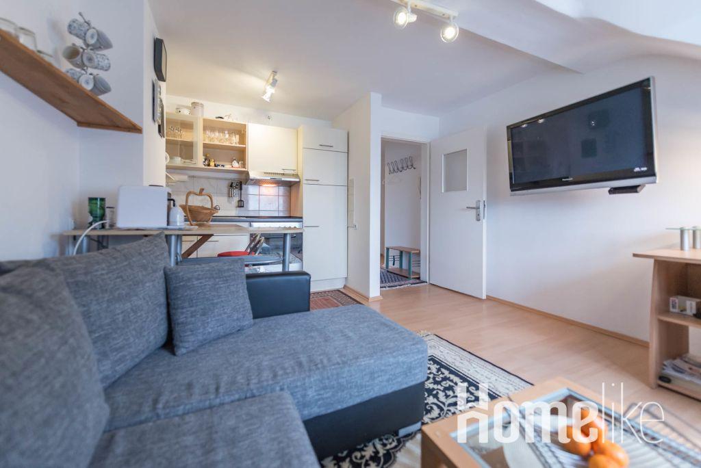 image 1 furnished 1 bedroom Apartment for rent in Essen, Essen