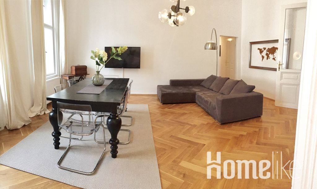image 2 furnished 3 bedroom Apartment for rent in Innere Stadt, Vienna