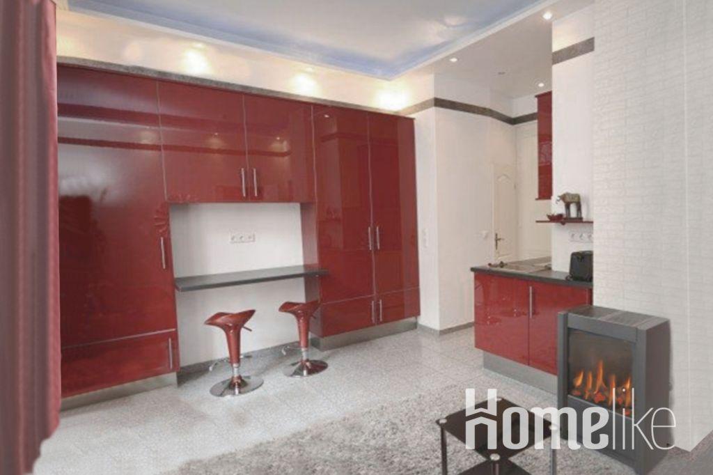image 3 furnished 1 bedroom Apartment for rent in Frankfurter Berg, Frankfurt