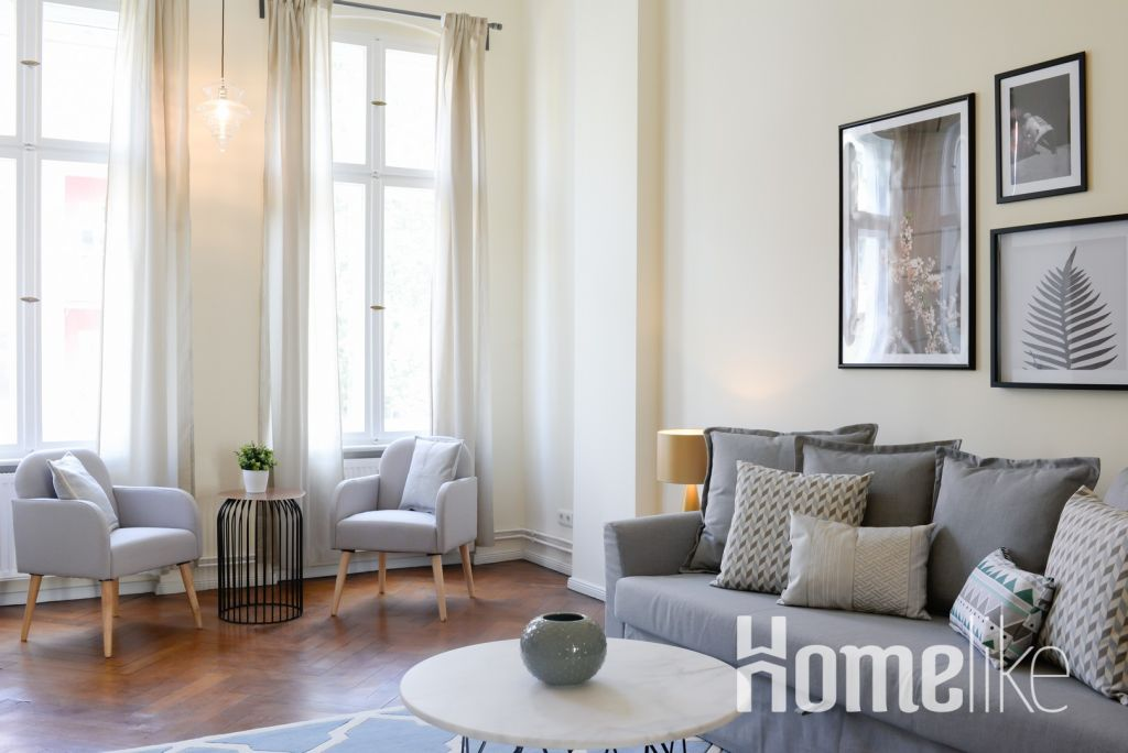 image 1 furnished 3 bedroom Apartment for rent in Prenzlauer Berg, Pankow