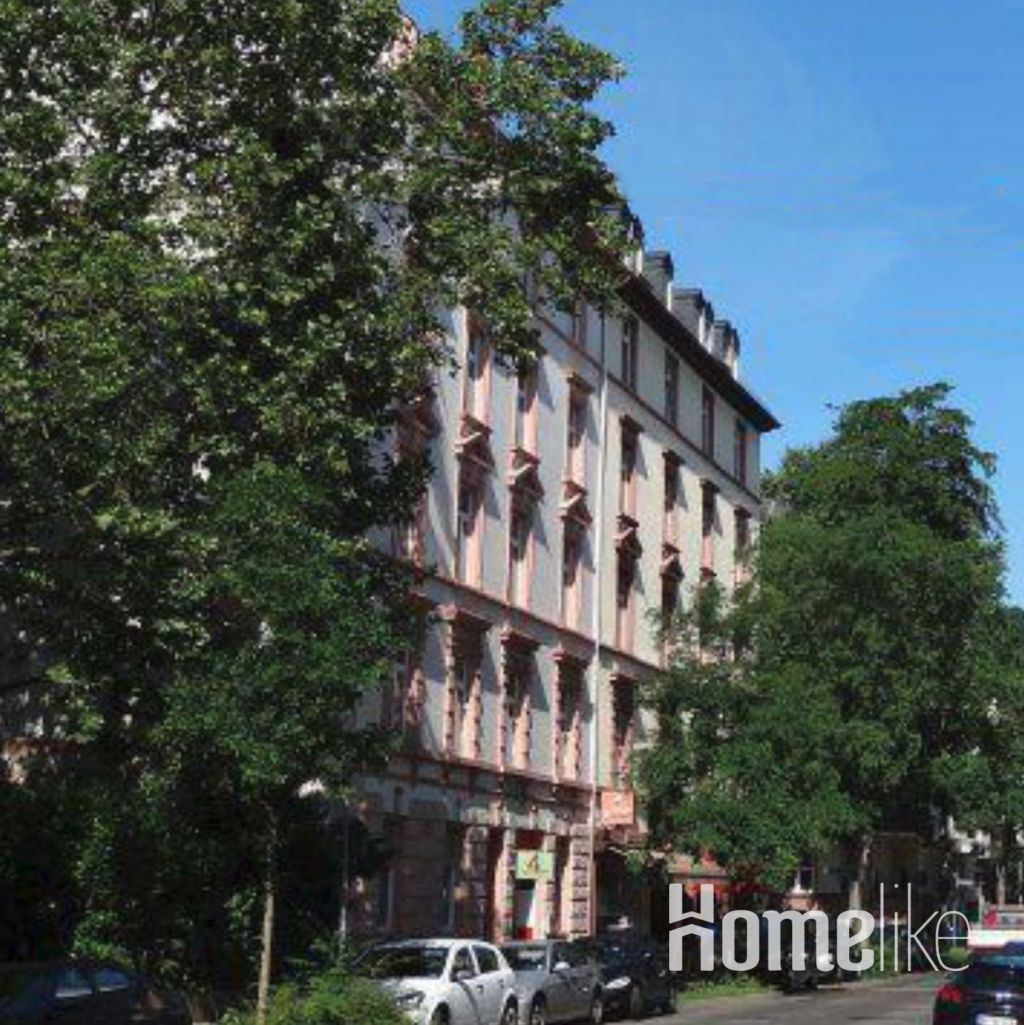 image 8 furnished 1 bedroom Apartment for rent in Frankfurter Berg, Frankfurt