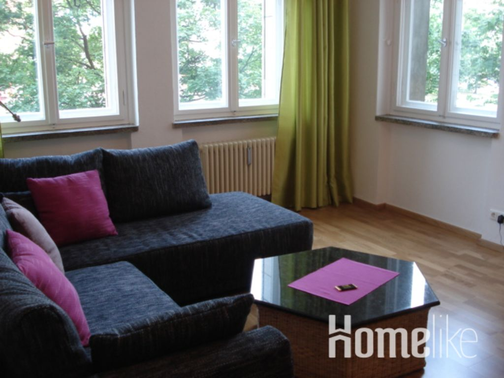 image 1 furnished 2 bedroom Apartment for rent in Friedrichshain, Friedrichshain-Kreuzberg
