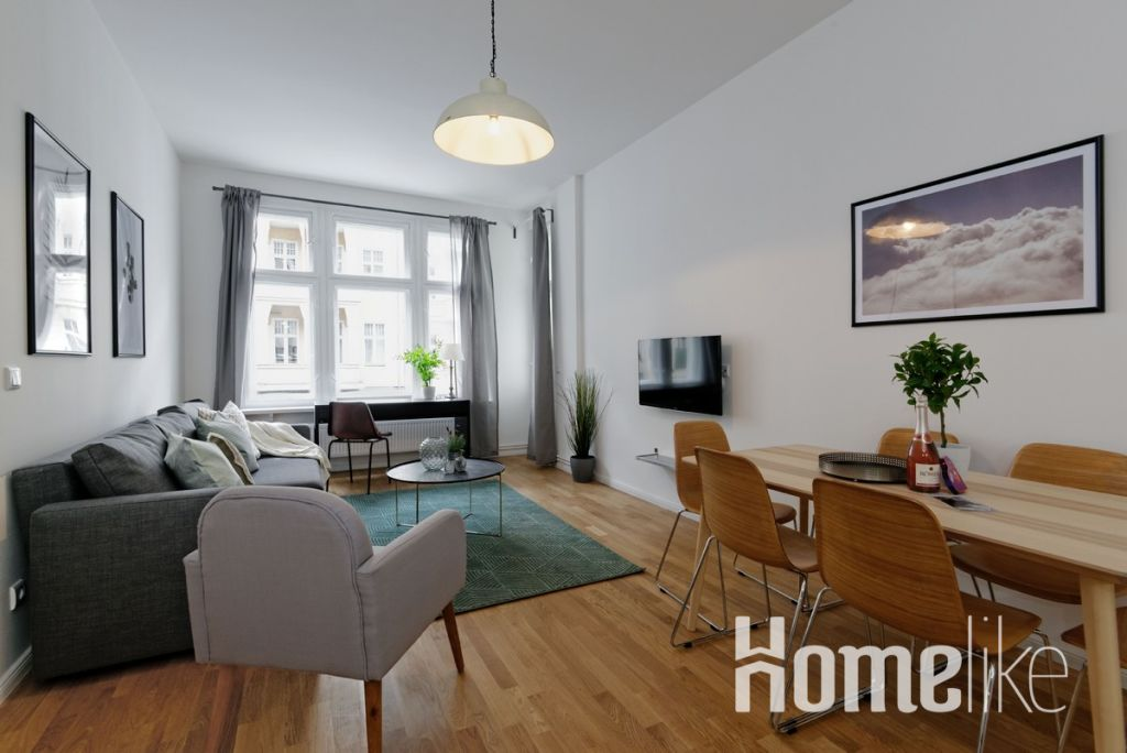 image 1 furnished 2 bedroom Apartment for rent in Wedding, Mitte