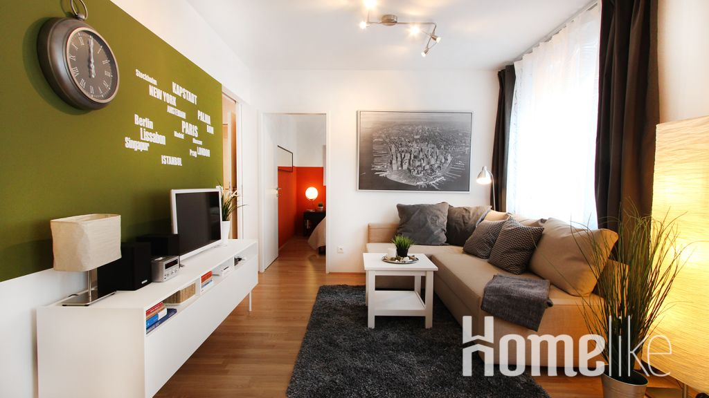 image 1 furnished 1 bedroom Apartment for rent in Brigittenau, Vienna