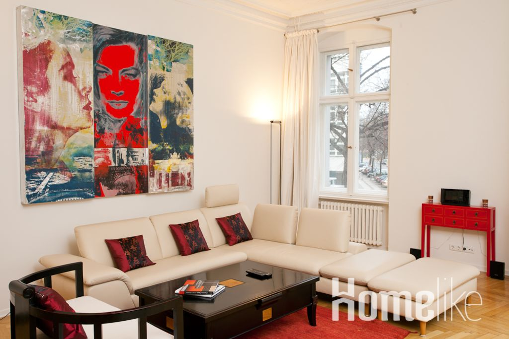 image 2 furnished 2 bedroom Apartment for rent in Charlottenburg-Wilmersdorf, Charlottenburg-Wilmersdorf