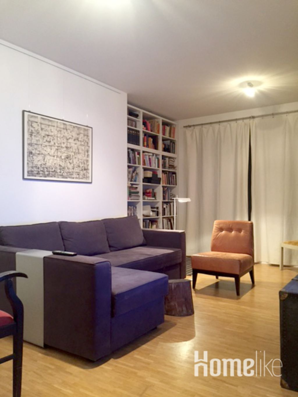 image 2 furnished 1 bedroom Apartment for rent in Othmarschen, Altona