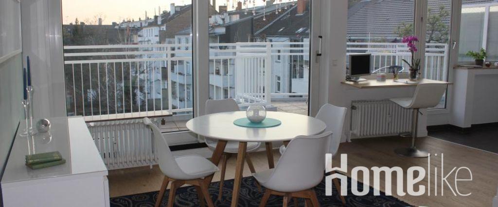 image 5 furnished 1 bedroom Apartment for rent in Flingern North, Dusseldorf