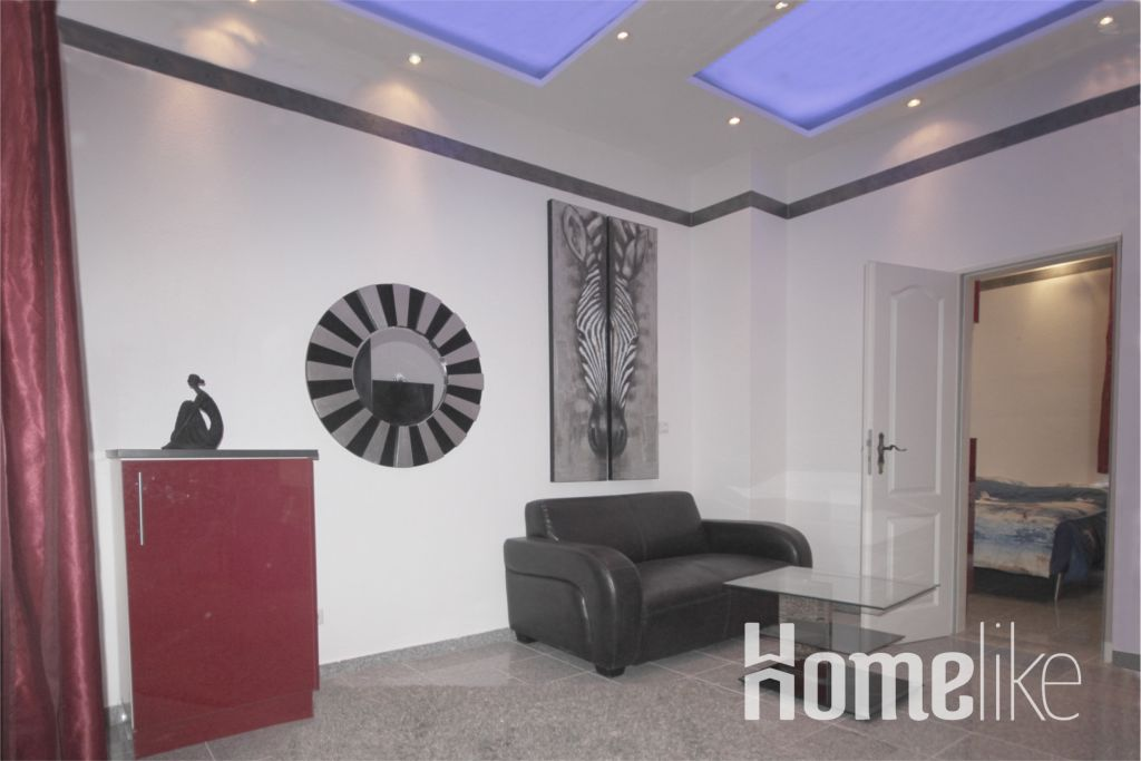 image 2 furnished 1 bedroom Apartment for rent in Frankfurter Berg, Frankfurt