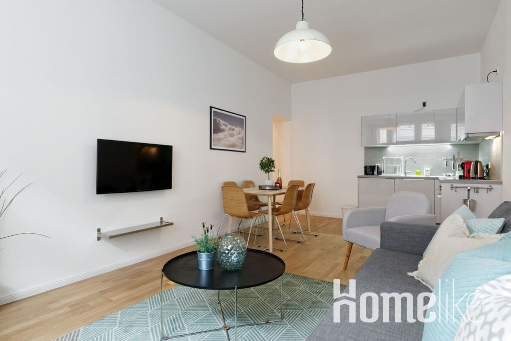 image 3 furnished 2 bedroom Apartment for rent in Wedding, Mitte