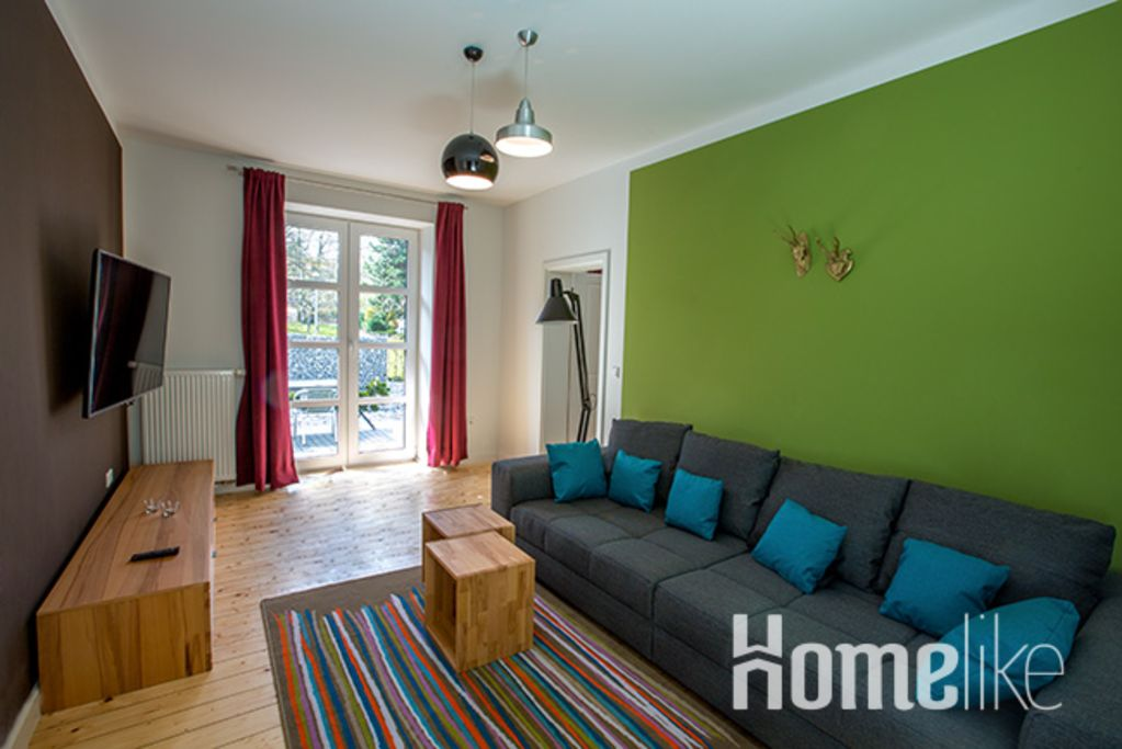 image 1 furnished 1 bedroom Apartment for rent in Bielefeld-Mitte, Bielefeld