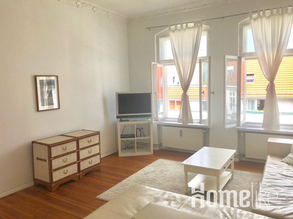 image 2 furnished 1 bedroom Apartment for rent in Mitte, Mitte