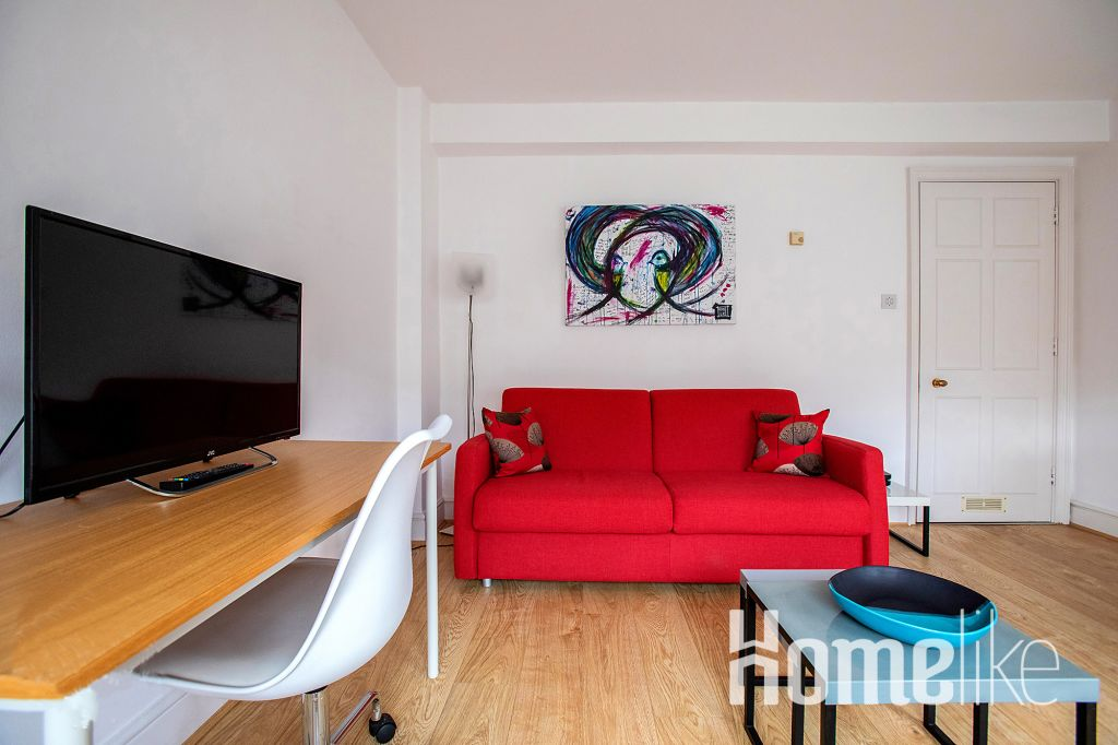 image 4 furnished 1 bedroom Apartment for rent in Covent Garden, City of Westminster