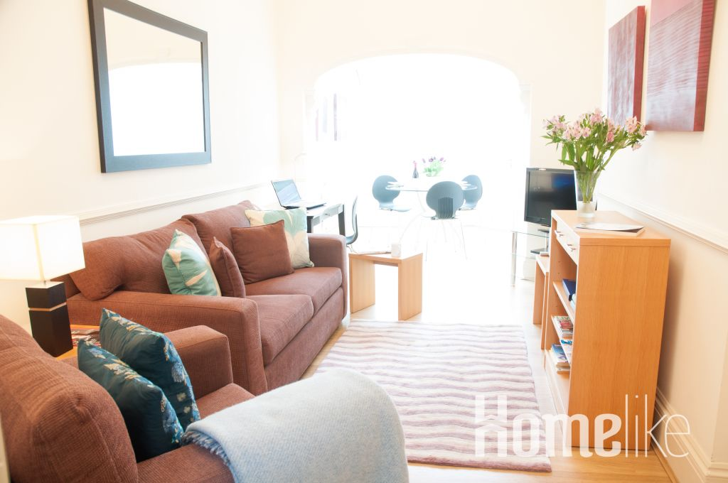 image 8 furnished 1 bedroom Apartment for rent in Kew, Richmond upon Thames