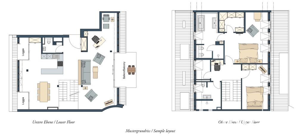 image 8 furnished 2 bedroom Apartment for rent in Dusseltal, Dusseldorf