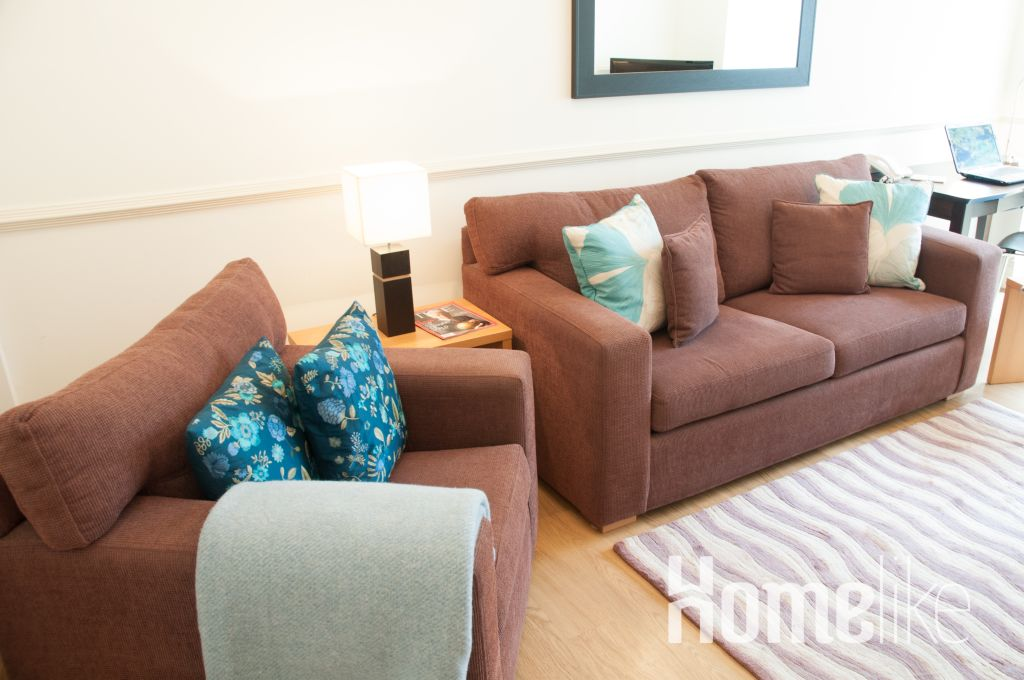 image 1 furnished 1 bedroom Apartment for rent in Kew, Richmond upon Thames