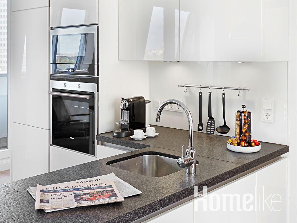 image 1 furnished 2 bedroom Apartment for rent in Dusseltal, Dusseldorf
