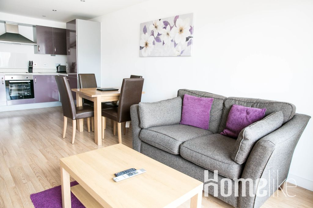 image 4 furnished 1 bedroom Apartment for rent in St Michaels, Liverpool
