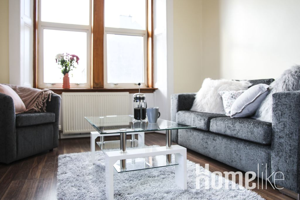 image 1 furnished 1 bedroom Apartment for rent in Glasgow, Scotland