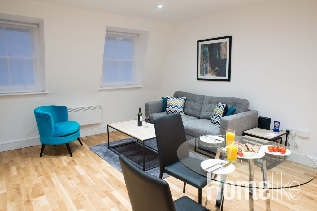image 1 furnished 1 bedroom Apartment for rent in Islington, Islington