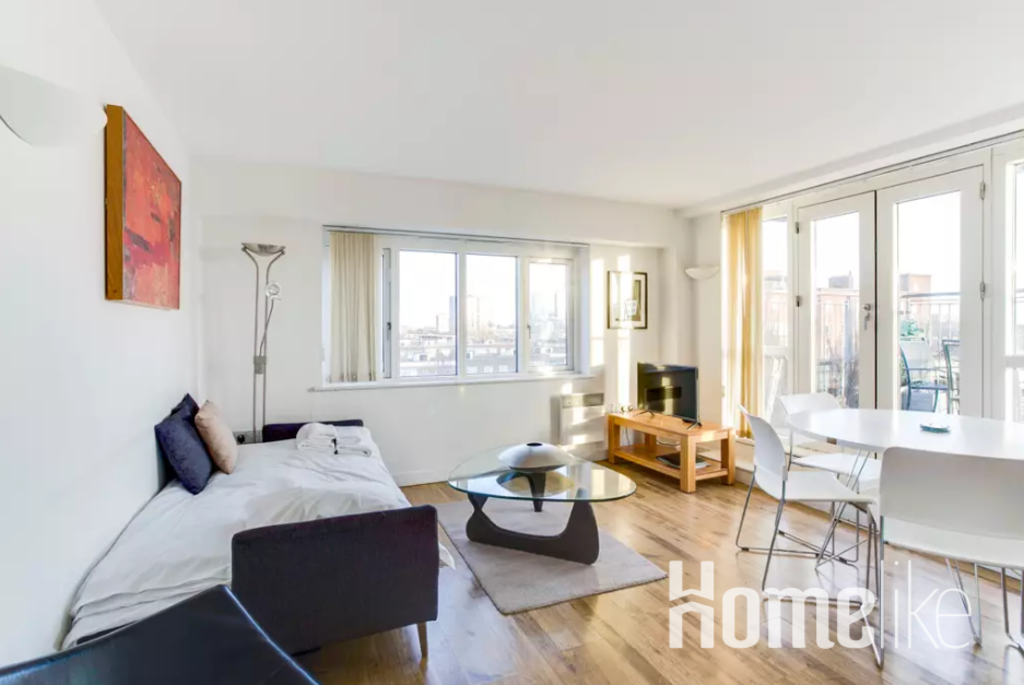 image 1 furnished 1 bedroom Apartment for rent in Stepney, Tower Hamlets