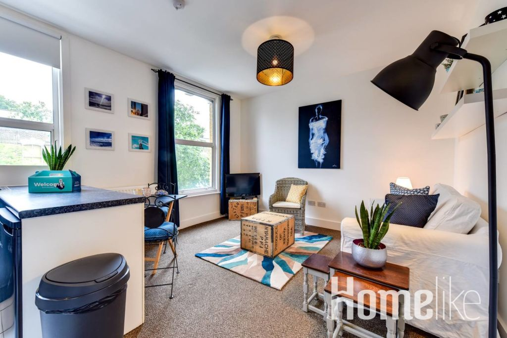 image 1 furnished 1 bedroom Apartment for rent in Hackney Downs, Hackney