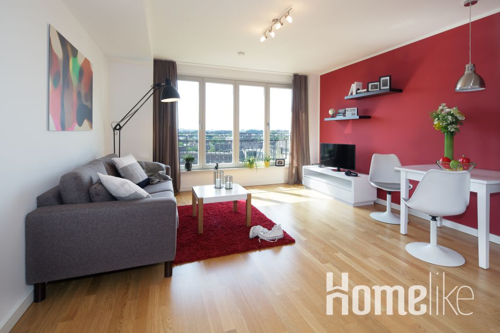 image 6 furnished 1 bedroom Apartment for rent in Hamm Center, Mitte Hamburg