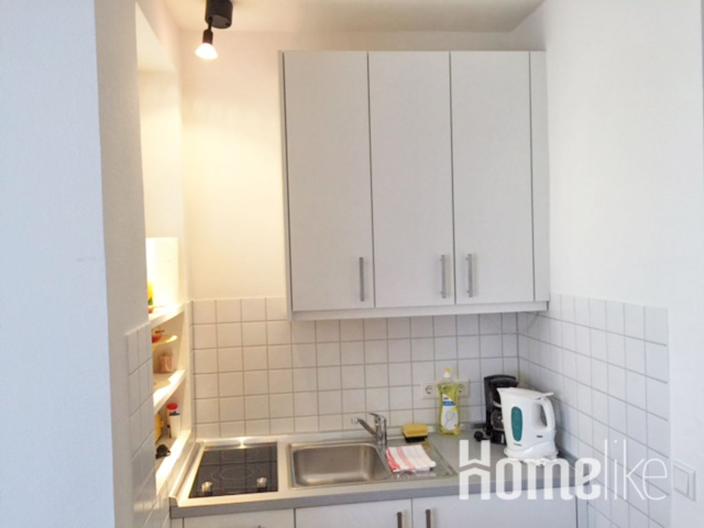 image 3 furnished 1 bedroom Apartment for rent in Flingern North, Dusseldorf