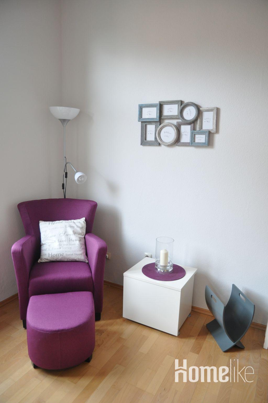 image 8 furnished 1 bedroom Apartment for rent in Sachsenhausen-Nord, Frankfurt