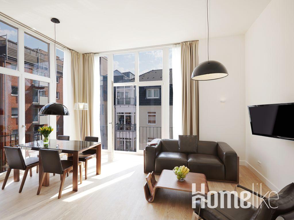 image 7 furnished 1 bedroom Apartment for rent in Dusseltal, Dusseldorf